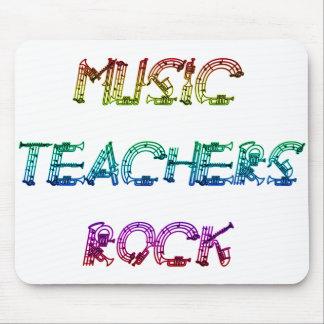 MUSIC TEACHER ROCK 2 MOUSE PAD