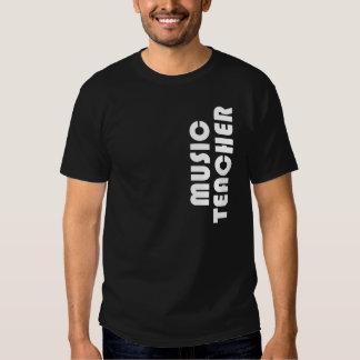 Music Teacher T Shirt
