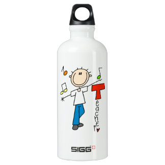 Music Teacher Water Bottle