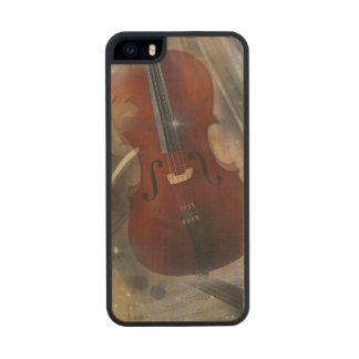 Music - The Sound of the Soul Carved® Maple iPhone 5 Slim Case