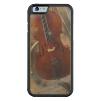 Music - The Sound of the Soul Carved® Maple iPhone 6 Bumper Case