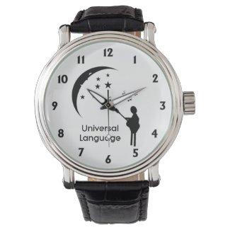 Music the Universal Language Watch
