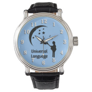 Music the Universal Language Watches