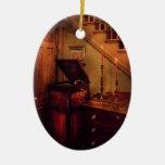 Music - The Victrola Christmas Tree Ornament