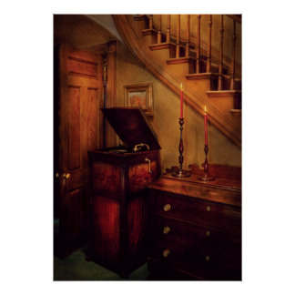 Music - The Victrola Poster