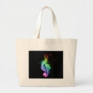 music theme bag