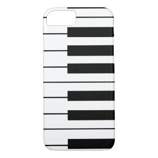 music-themed piano keys iPhone 8/7 case