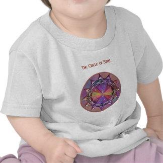 Music Theory Circle of Fifths Mandala Tshirts