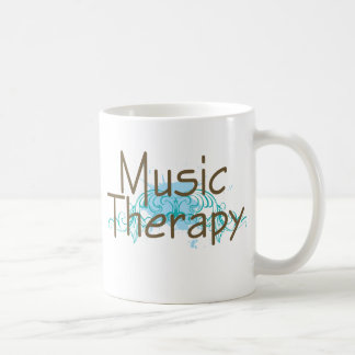 Music Therapy Gift Coffee Mug