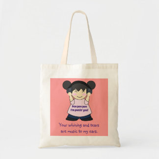 Music To My Ears Snarky Online Gamer Tote Bag