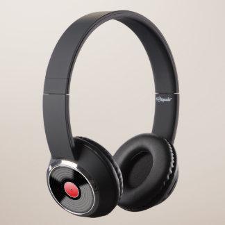 """""""Music To My Ears"""" Vinyl Record Headphones"""