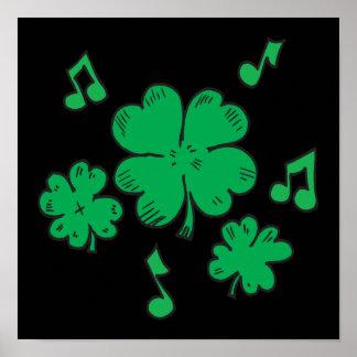 Music To My Irish Ears Poster