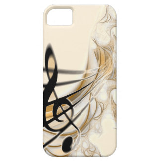 Music - treble clef iPhone SE/5/5s case