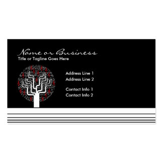 music tree business card