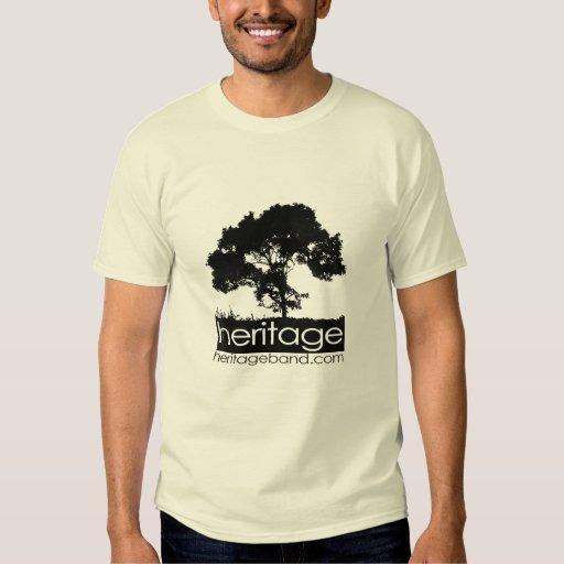 Music_tree de la herencia camisas