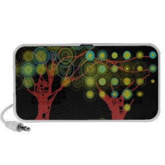 Music Tree Doodle Speaker