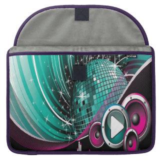 """Music Trend 15"""" MacBook sleeve"""