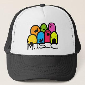 Music Trucker Hat
