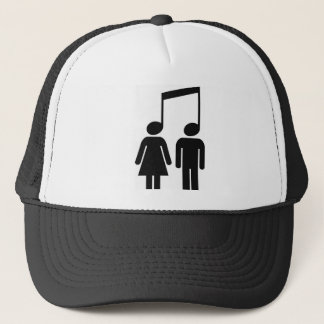 Music Unites Us Trucker Hat
