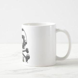 Music Vintage Classic White Coffee Mug