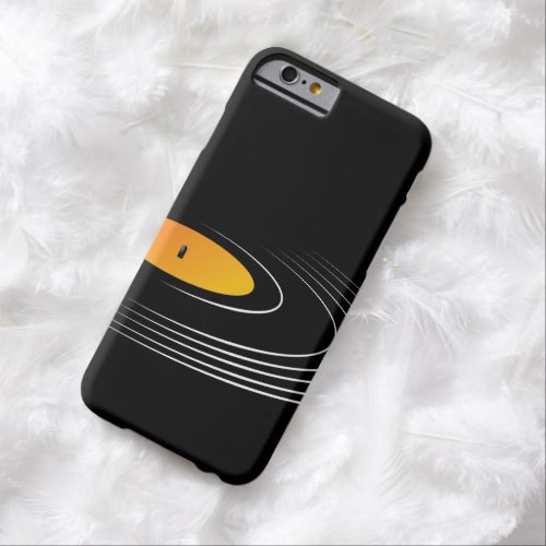 Music Vinyl Record Barely There iPhone 6 Case