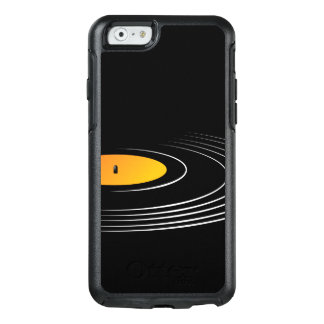 Music Vinyl Record OtterBox iPhone 6/6s Case