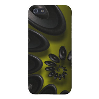 Music Vortex 3.1 Yellow Case For iPhone SE/5/5s
