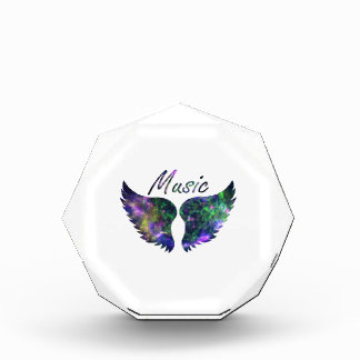 Music wings nova 1 purple green award