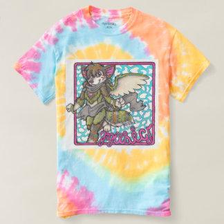 music wolf t-shirt