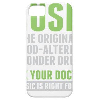 Music Wonder Drug iPhone SE/5/5s Case
