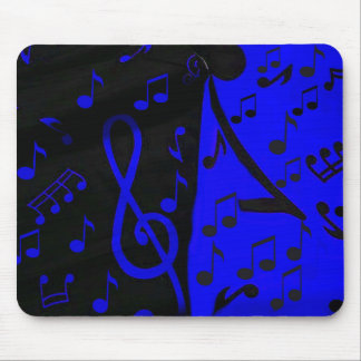 Music Zone_ Mouse Pad