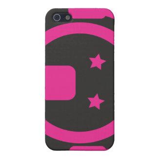 Música 2 de la estrella iPhone 5 carcasas