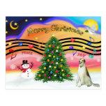Música 2 del navidad - Borszi Postal