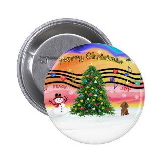 Música 2 del navidad - caniche (juguete del albari pins