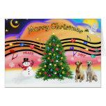 Música 2 del navidad - labradores retrieveres (ama felicitacion