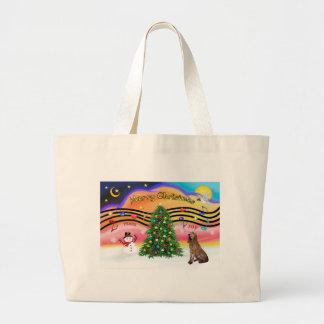 Música 2 del navidad - sabueso bolsas