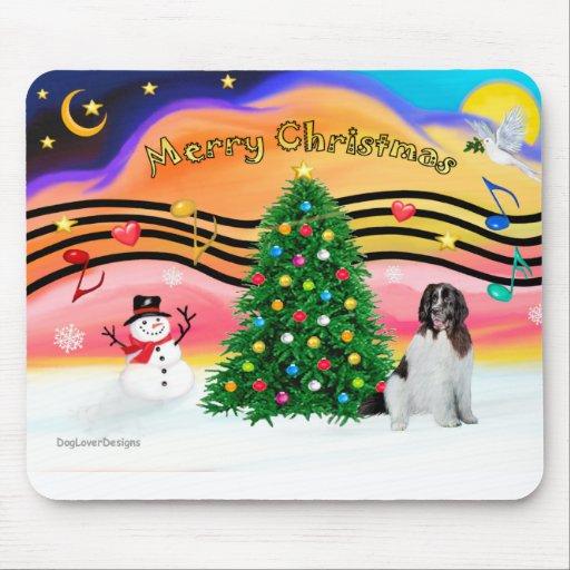 Música 2 del navidad - Terranova (l) Tapete De Raton