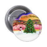 Música 2 del navidad - Whippet 7 Pins