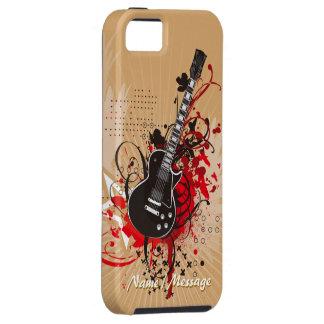 Música 9 cajas de la mota funda para iPhone SE/5/5s