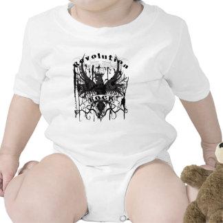 Música American Apparel de la revolución de la Traje De Bebé