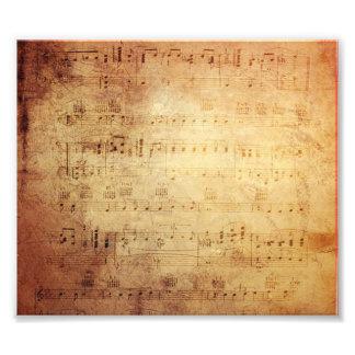 Música antigua fotografía