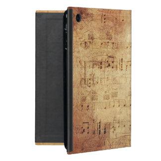 Música antigua iPad mini cárcasa