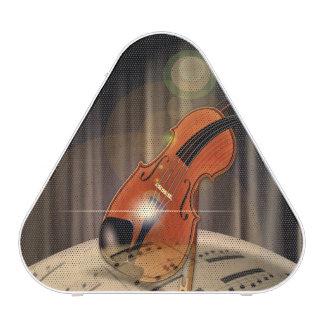 Música artsy del violín altavoz bluetooth