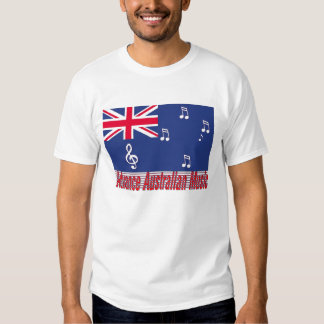 Música australiana anticipada playera