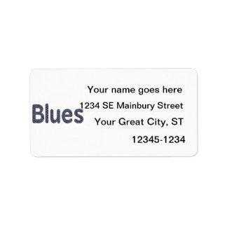 Música azul copy.png del modelo de la roca de la p etiquetas de dirección