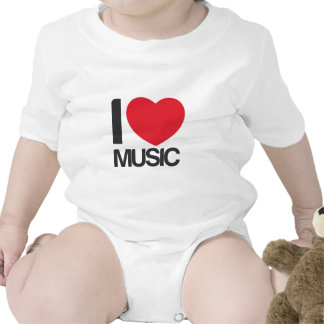 Música Bebe del amor de Pijama I Camisetas