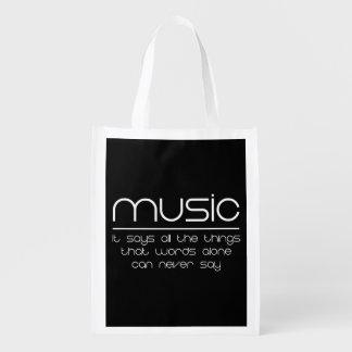 Música Bolsa De La Compra