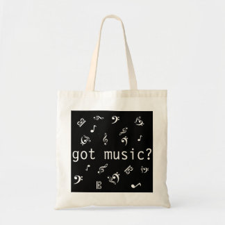 ¿Música conseguida? Bolsa Tela Barata