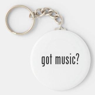 ¿música conseguida? llavero personalizado