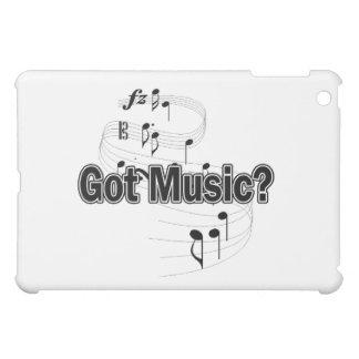 Música conseguida notas musicales